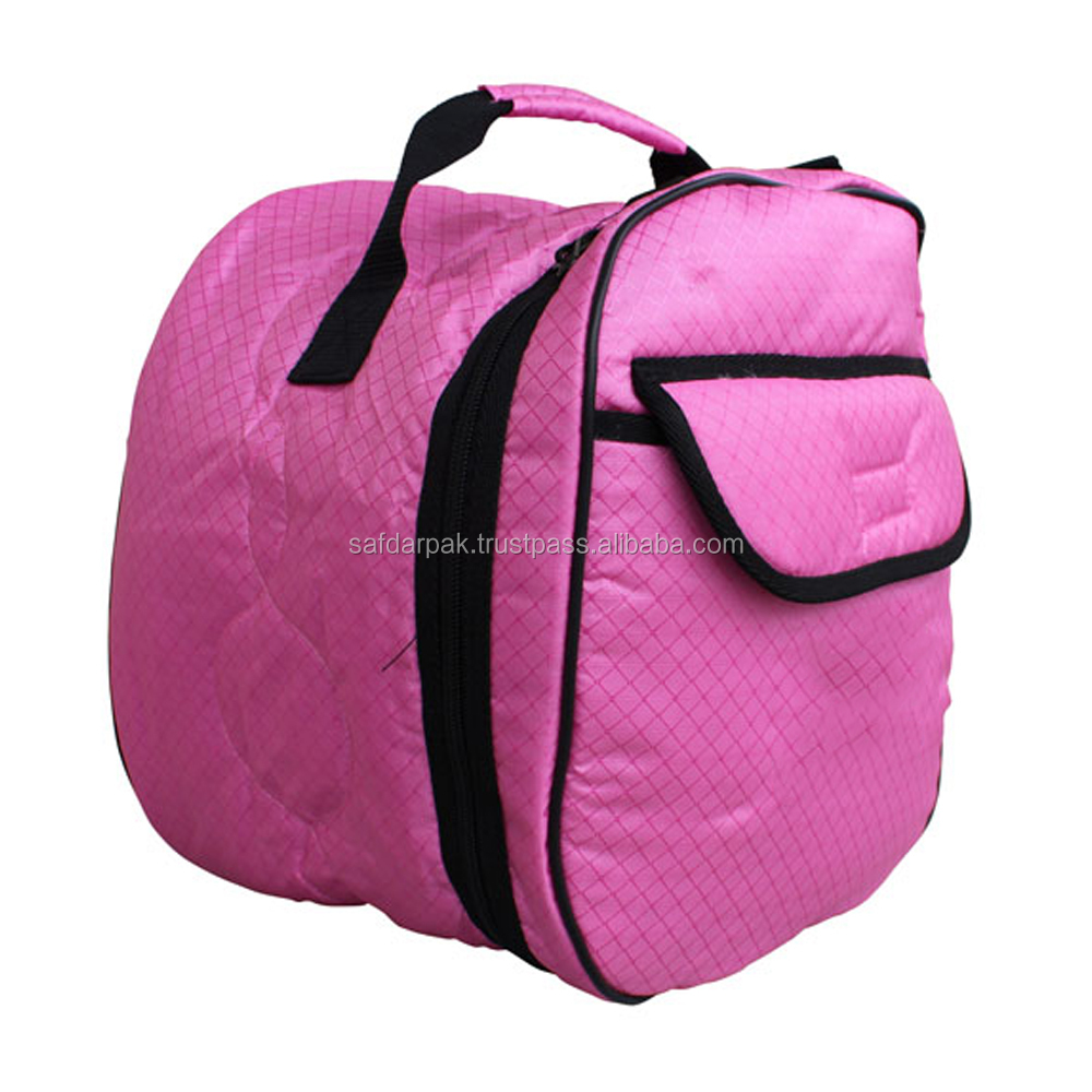Equestrian Helmet Carry Bag Cover for Easy Traveling & Comfortless Best Quality Best Price New Design Hot Sale 2017-2018