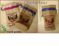 Jute Coffee Bean packaging / storage bags