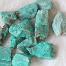 Direct Mines Amazonite Gemstone Rough Raw Material for sale