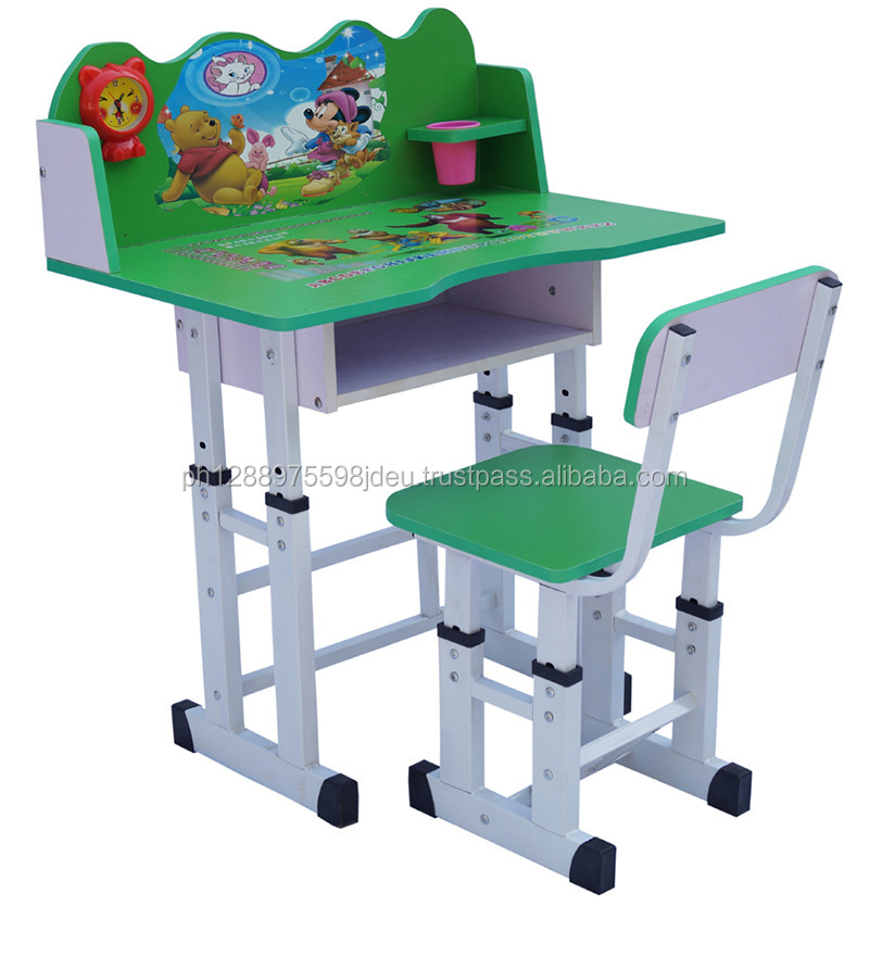 Best Prices superior quality kids study table and chair with different size