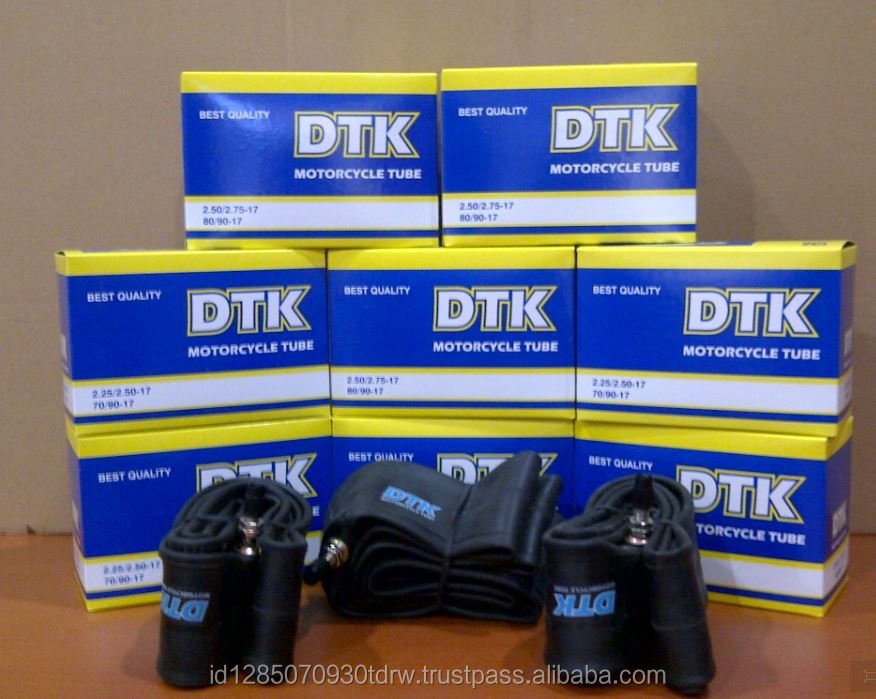 Good Quality Premium Inner Tube for Motorcycle DTK