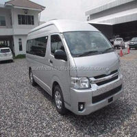 2012 Toyota Hiace bus right hand drive