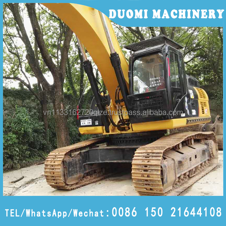 Used Construction Machinery CAT 336D Excavator, Building Machines for sale