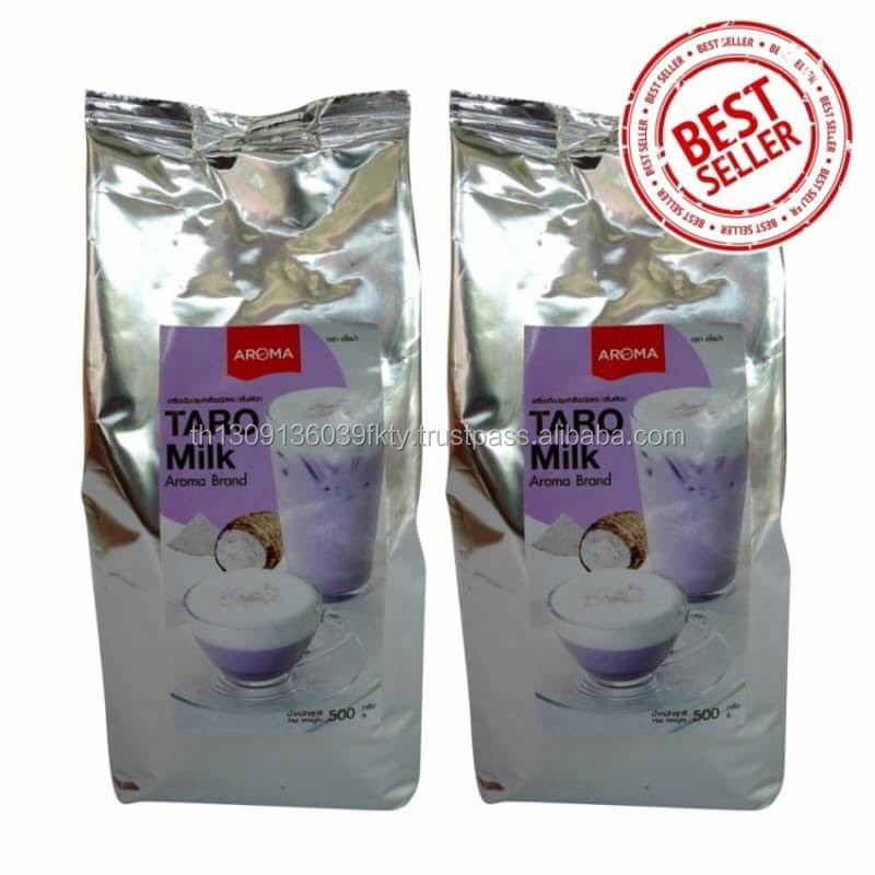 Best Selling from Thailand Instant Taro Flavoured Instant Drink powder