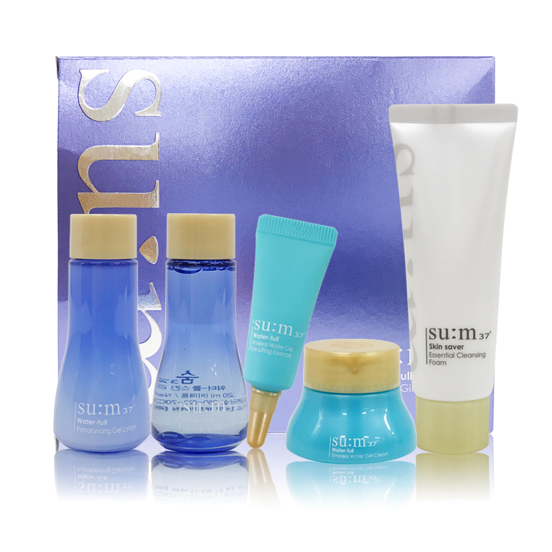 SU:M 37 Waterfull Special Gift 5 items
