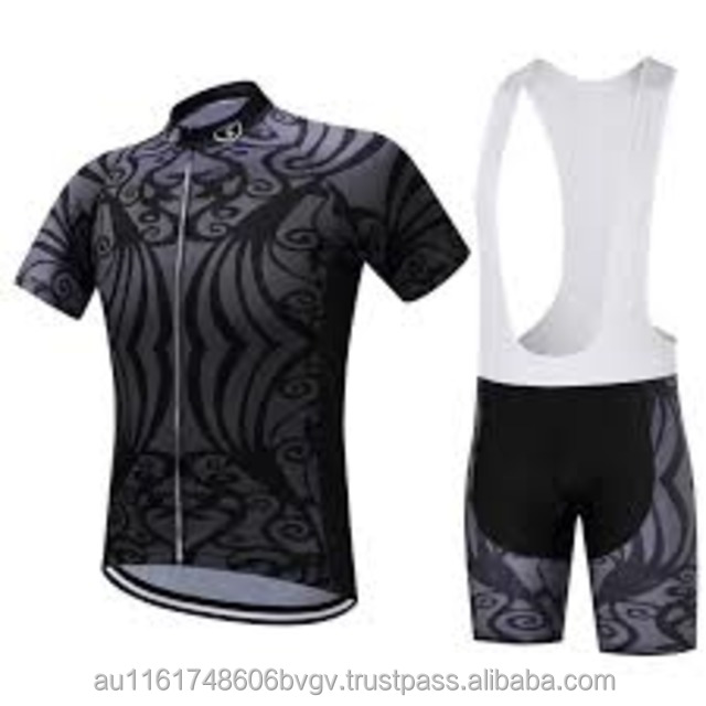 Quick Dry Anti UV Stretch Waterproof new Cycling Wear shirt & short for sports sublimated clothes polyester fitting uniiform
