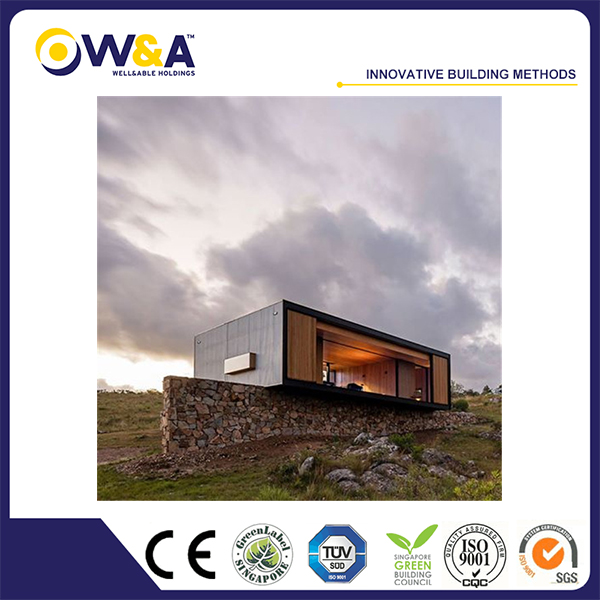 New Prefabricated Luxury Villa/ Prefab Residential House/Concrete Wall Panel House