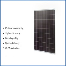 Popular 250 watt poly solar panel manufacturers in India