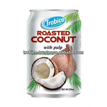 Roasted coconut water in 330ml Can