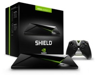 NVIDIA SHIELD TV Pro 500GB 4K Ultra HD Smart Gaming Console Box Nvidia Android !