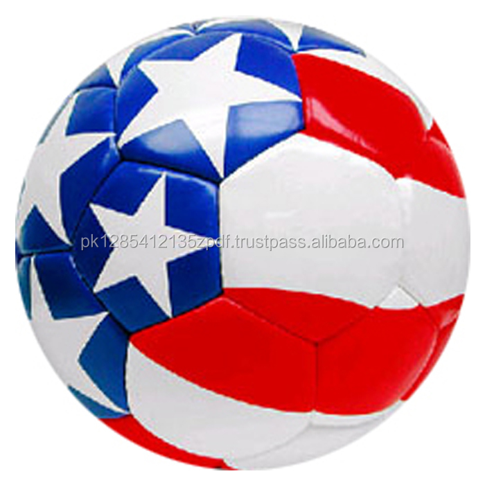 PVC Leather Super Quality Soccer Promotional Ball For Kids and Match