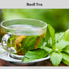 Natural Organic Magical Holy Basil Tea | Reduce Stress and Anxiety