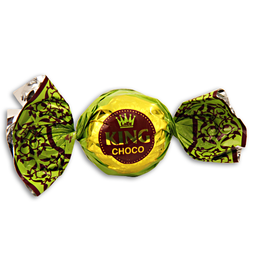 KING CHOCO DOUBLE TWIST COMPOUND CHOCOLATE WITH LOW PRICES TURKEY
