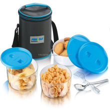 New Picnic Treat 6 Pcs Set Pinnacle Lunch Kit