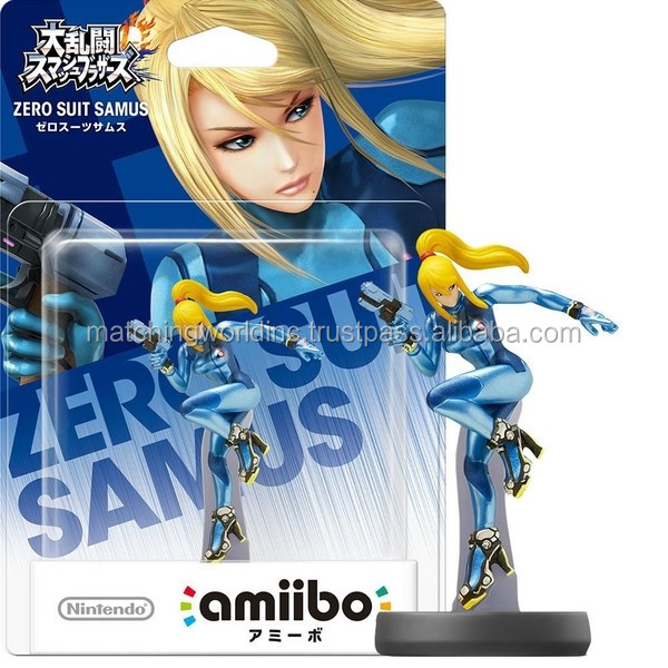 Best selling figure Zero suit Samus for sale