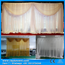 Pipe And Drape System portable backdrop frame decorative wall panels