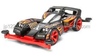 Reliable and Durable Full Cowl Mini 4WD 33 Tri-Dagger X Premium (Super 2 Chassis) MINI4WD for From children 2 2