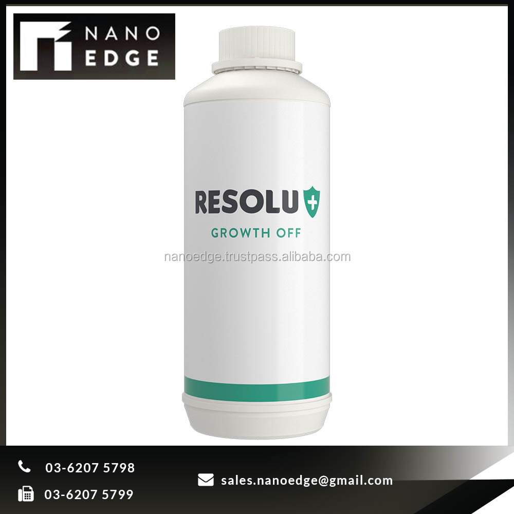 RESOLU+ GROWTH OFF Mold Organic Growth Remover pool clarifier