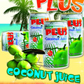 Coconut Juice with Pulp Tin can 330ml