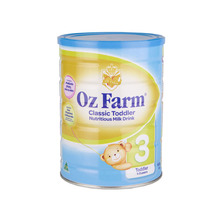 Australia wholesale OZ Farm Infant Formula Organic Milk Powder Baby Food And Formula