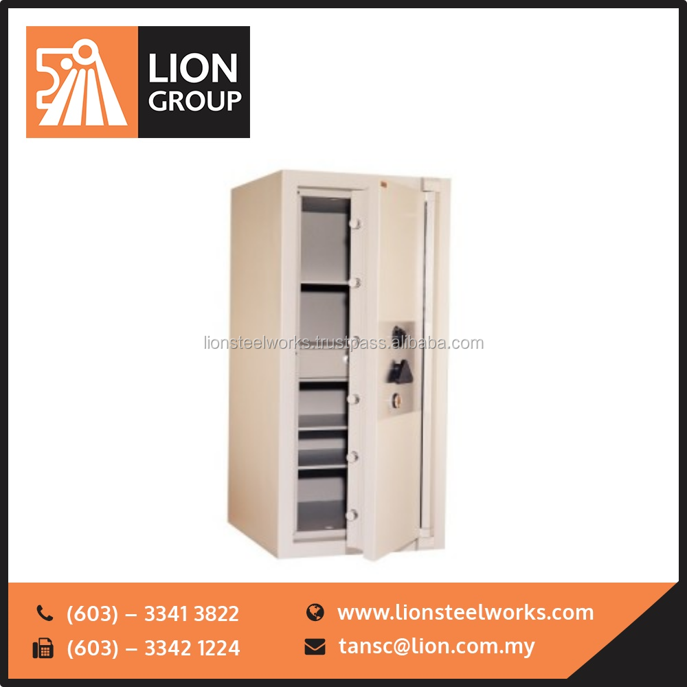 Best Quality Physical Security Safe Box, steel safety Locker Box Made in Malaysia