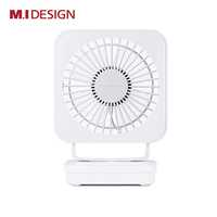 New design Portable Table standing Electric Mini USB Fan rechargeable fan