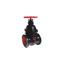 Cast Iron 4 Inch Soft Seal EPDM Seat Gate Valve Weight