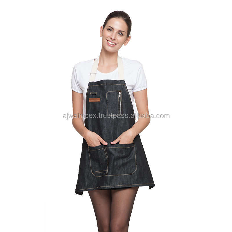 Korean-Home-Aprons-bib-Furnishing-Environmental-Protection-Advertisement-Apron-Cafe-restaurant-uniforms