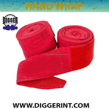"Wholesale Superior Quality 180"" boxing hand wraps 2% spandex,custom hand wraps,boxing bandage DG-2091"