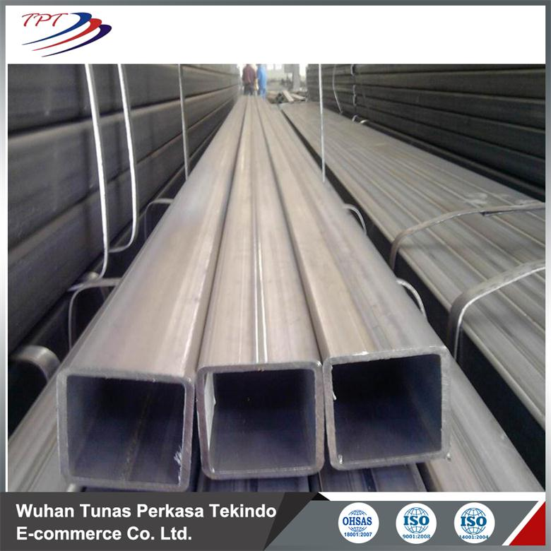 Best Selling Titanium Seamless Steel Square Tube Made In China