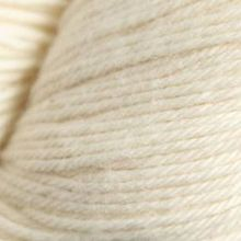 Undyed White Organic Cotton 4 Ply Fingering Hand Knitting Yarn For Hand Dyeing