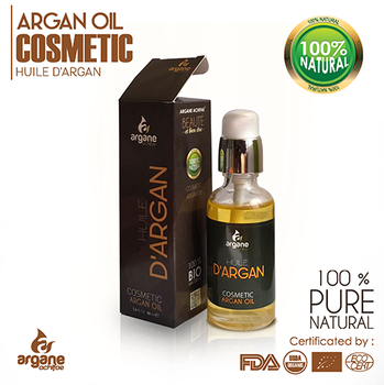 100% Organic Moroccan cosmetic Argan Oil First Grade with private Label