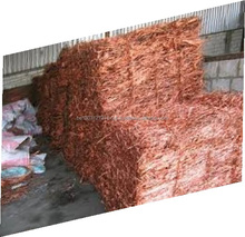 100% Copper Scrap, Copper Wire Scrap, Millberry Copper 99.999%