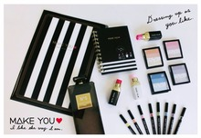Stylish design of total Stationeries Fashionable & Cool [Pen case Pens Sticky notes Glue Correction tape and more ]