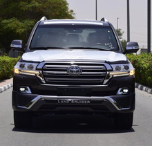 2017 MODEL LAND CRUISER 4.5 VX DIESEL