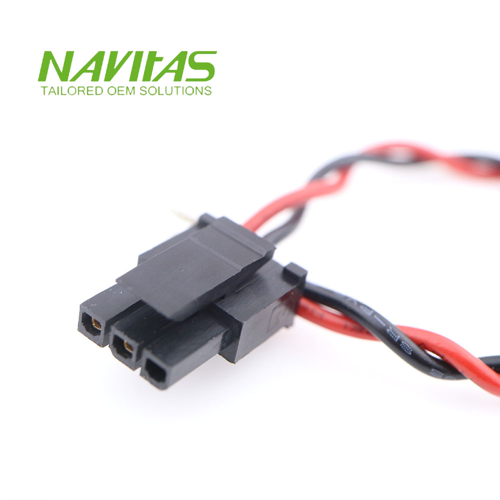 FCI 7 Wires Strand FCI Connector Cable FCI 12 pin Wiring Harness ...