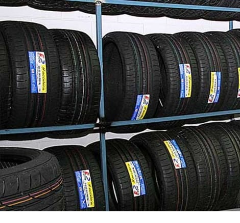 Cheap used car tires available for sale