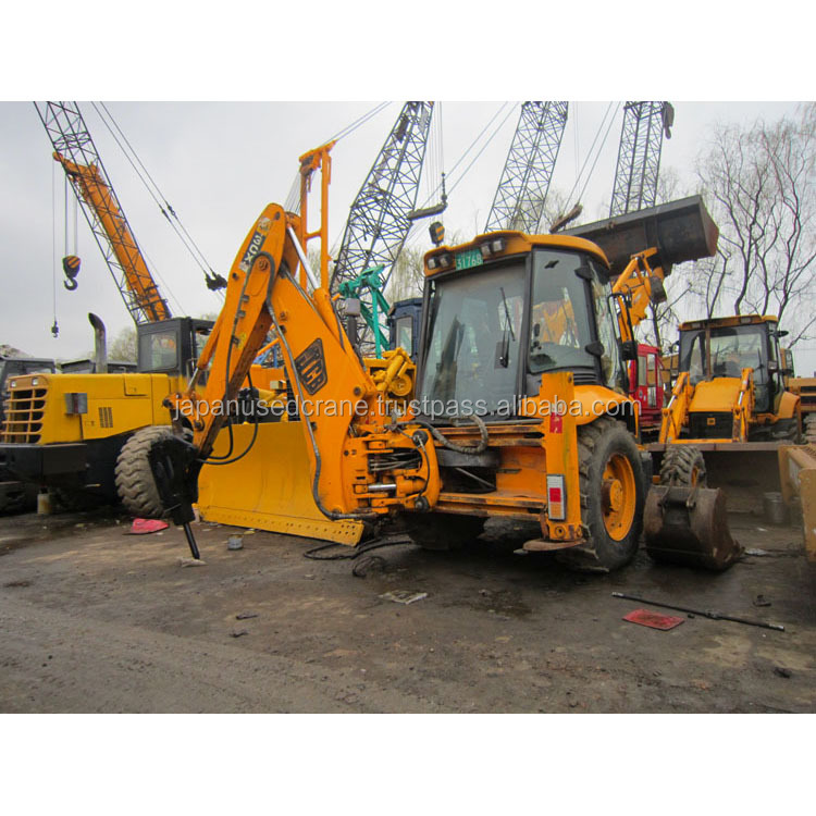 Used Jcb Backhoe Jcb3cx Loader Good Condition for Sale