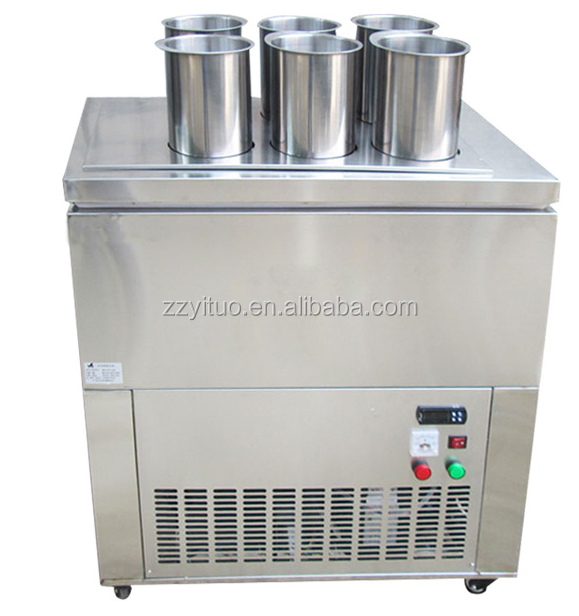 Commercial Snow Ice Cube Block Ice Making Machine for Sale