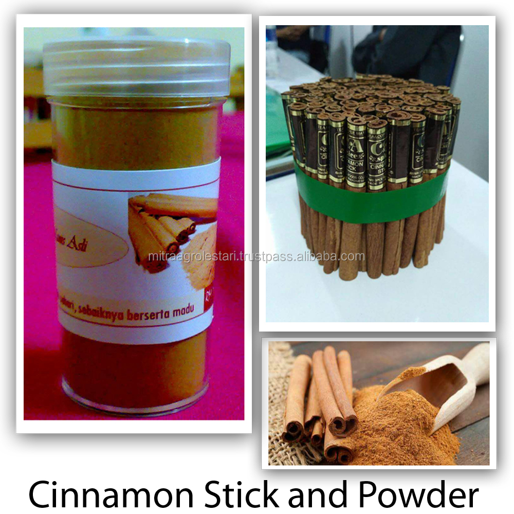 Cinnamon Powder in Indonesia