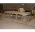 300 cm Rose Antique Solid Wood Dining Table Luxury Jepara Indonesia Furniture
