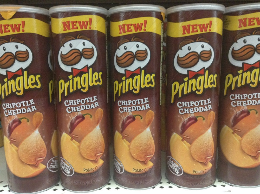 Pringles Potatoes Chip 169g/ Pringles - Original