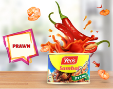 Yeo's Canned food Canned Prawn in Sambal Spices