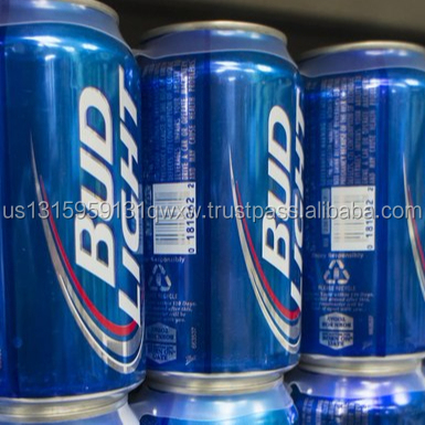 Bud Light Beer 6 x 330ml for wholesale