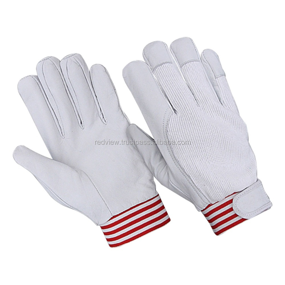 dubai importers of leather working gloves