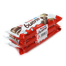 KINDER BUENO chocolate 43g for sale