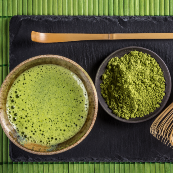 Green tea / Matcha / Korea / 2018 Organic Jeju High Quality Black Tea / Super Premium Garucha
