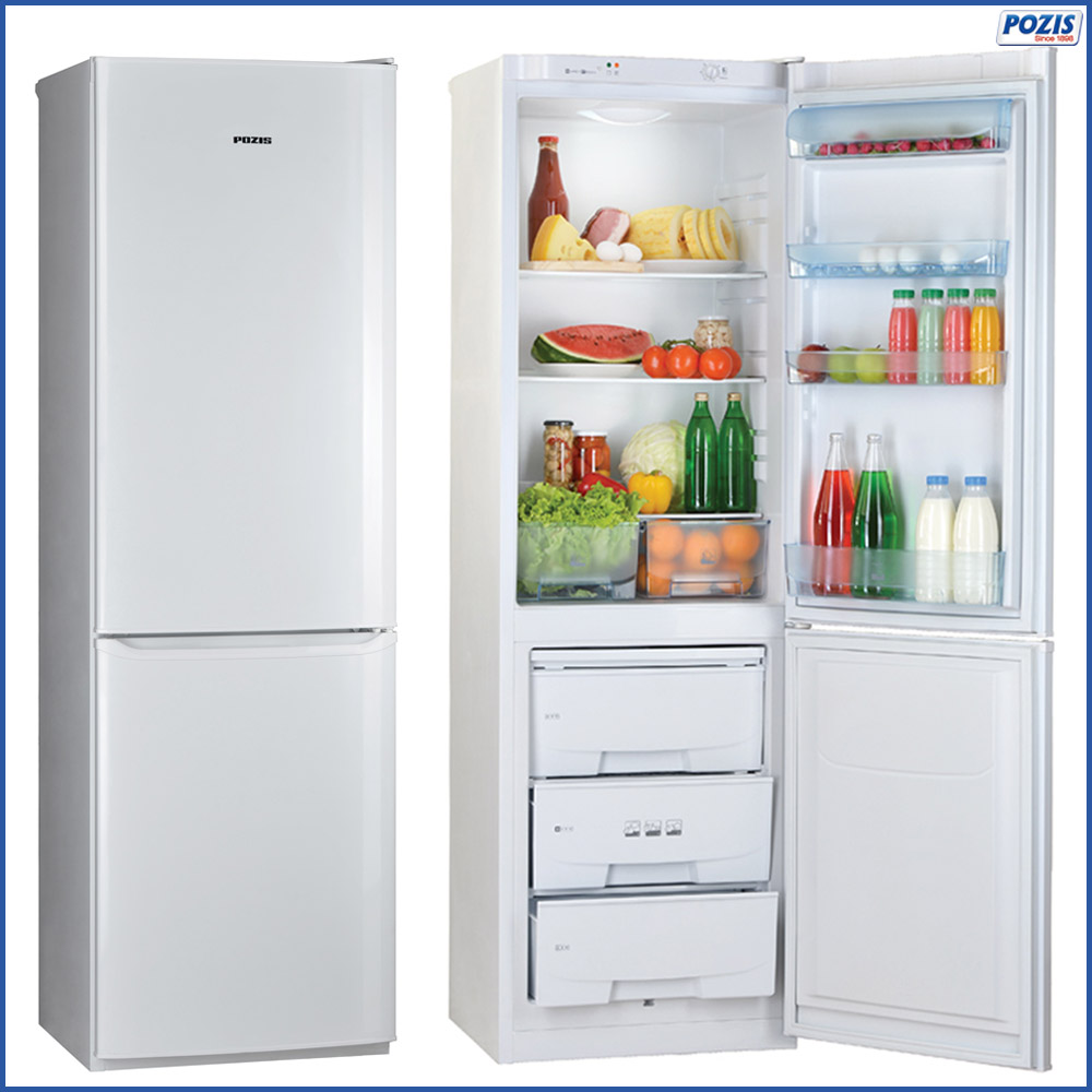 Two-compartment refrigerator - POZIS RK-149 - home fridge