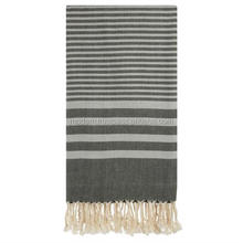Striped Towel Made in Turkey With Pastels Colours Picnic Beach And Bath Towel Pestemal Organic %100 Cotton