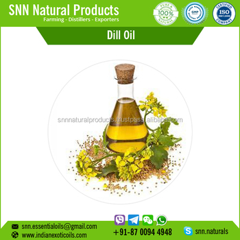 Fresh Dill Seed Oil for Sale